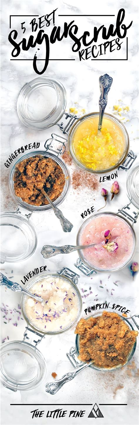 479 Best Sugar Scrubs Images On Pinterest Salt Scrubs