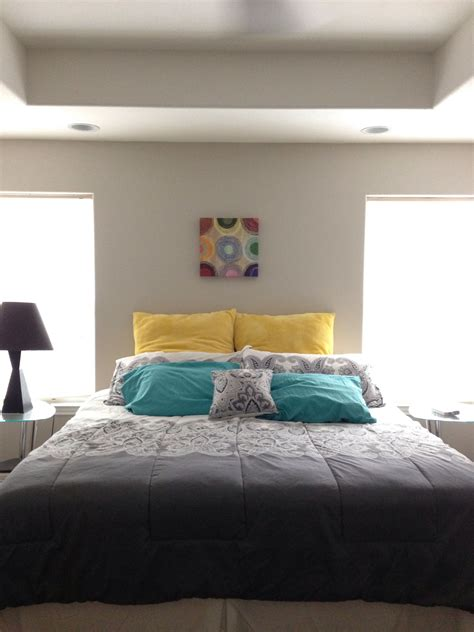 bedroom color inspiration white grey yellow teal bedroom color inspiration 10330 | ccfc85823e38d9d9e91564876067b8ce