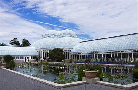 Bronx Botanic Garden by Bronx Botanical Gardens In New York City Thisamerica