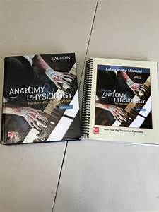 Anatomy And Physiology Saladin 8th Edition Hard Cover Plus