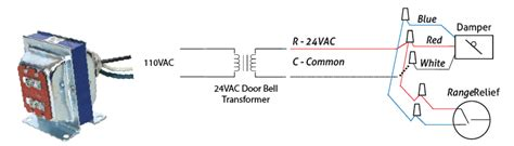 friedland doorbell transformer wiring diagram www