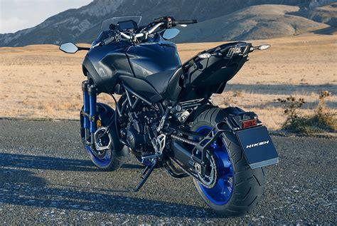 Yamaha Niken Image by 2018 Yamaha Niken Leaning Multi Wheeler Lmw Revealed