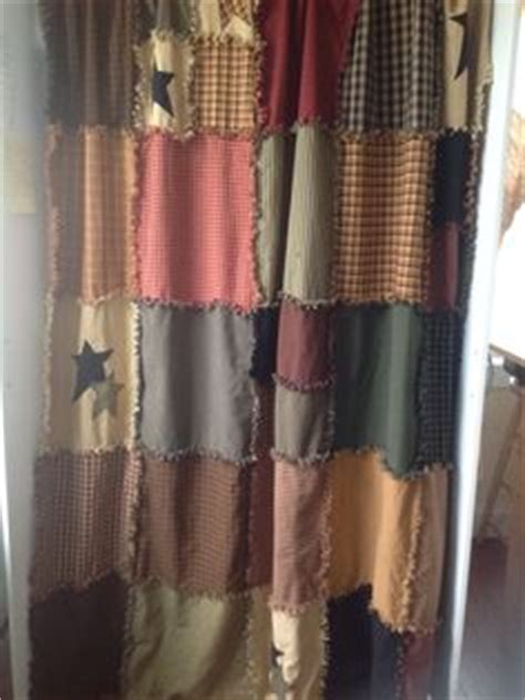 1000 images about rustic primitive shower curtains on
