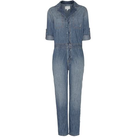 designer jumpsuits mytheresa com the mechanic denim jumpsuit jumpsuits