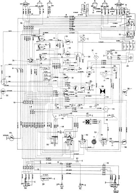 Volvo Page Circuit Wiring Diagrams