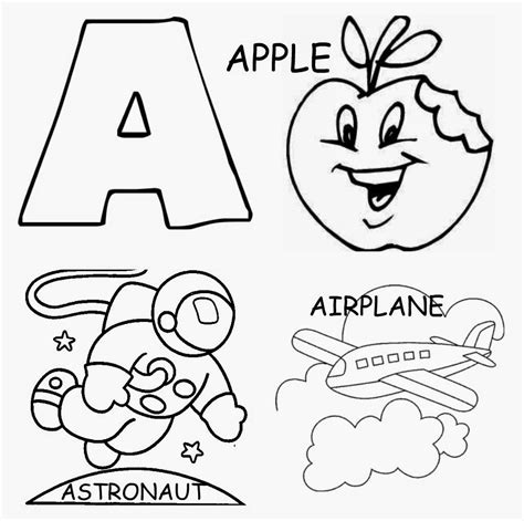 letter a coloring pages preschool and kindergarten 657 | free letter b printable coloring pages for child