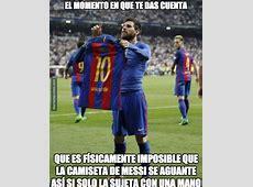 Galería de fotos Los memes del gol de Messi en el