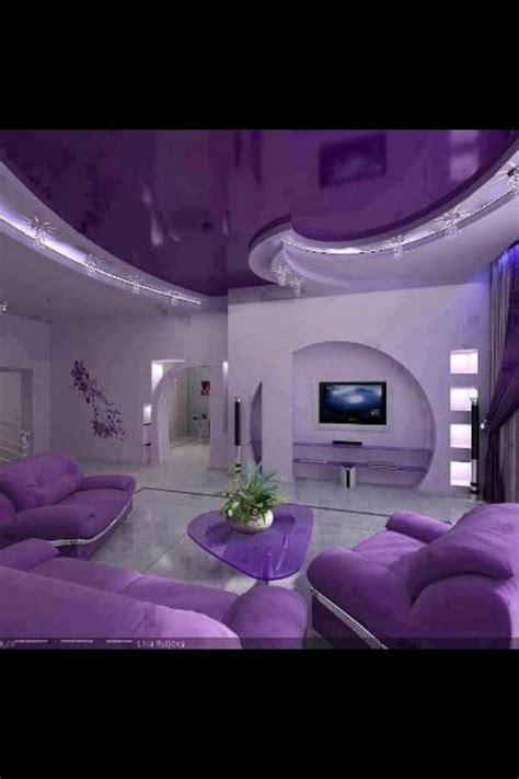 cool room purple living room purple rooms