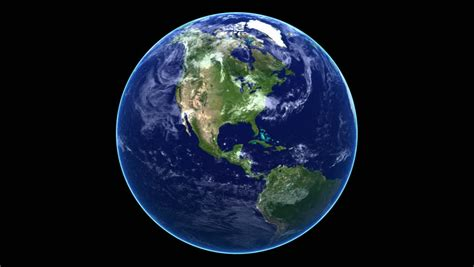 Rotating Earth Animation Wallpaper - nasa rotating earth animation
