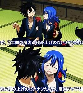 Juvia x Gray images Another moment from OVA 4