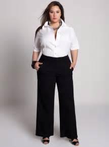 Women's Plus Size Professional Clothing