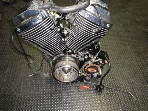 Buy 01 02 03 04 Honda Shadow Vt 750 Vt750 Engine Motor Low