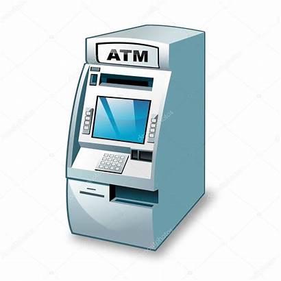 Atm Machine Bank Error Case Cash Illustration