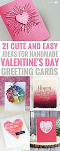 21 Amazingly Cute and Easy Ideas for Handmade Valentine's ...