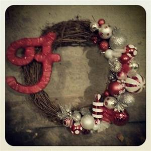 52 best my creations images on pinterest hobby lobby With letter ornaments michaels
