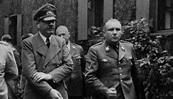 Bormann, Martin Ludwig. - WW2 Gravestone