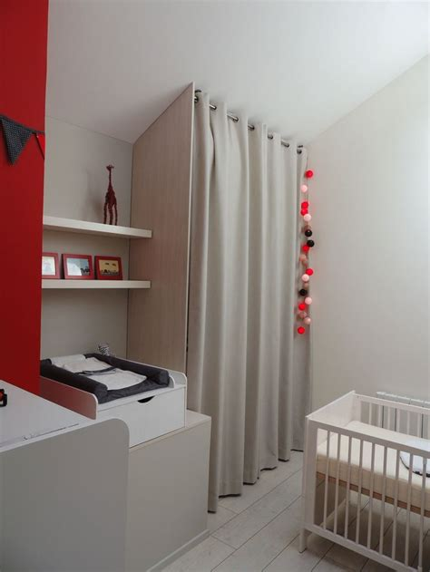 chambre bébé 9m2