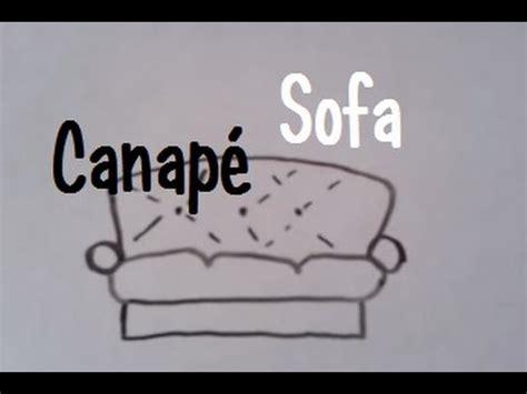 comment dessiner un canapé dessiner un canapé version 2