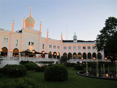 Let Your Imagination Run Free at the Tivoli Gardens in ...