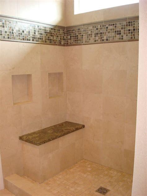 master bathroom tile ideas photos master bathroom ideas travertine tile on walls with dual