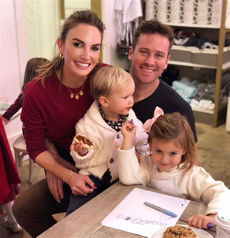Armie Hammer Files for Joint Custody of His 2 Children ...