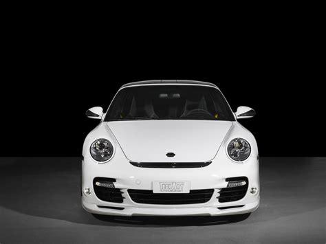2018 Techart Gt Street R Porsche 911 Turbo Wallpapers By