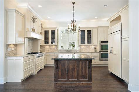 Ubatuba Granite Countertops   Transitional   kitchen   1st