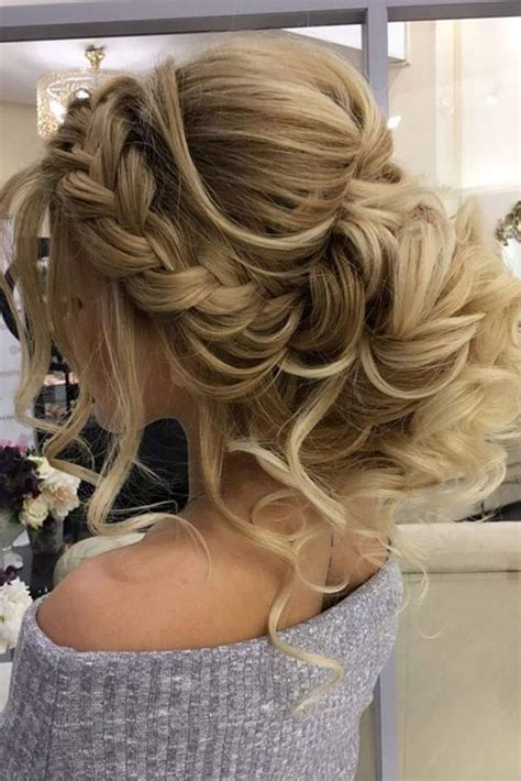 Prom Hairstyles For Hair by 60 Sophisticated Prom Hair Updos Hairstyles Wedding