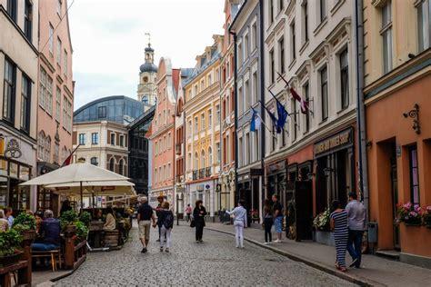 The Criminally Underrated City of Riga, Latvia ...