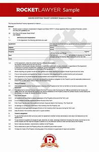 tenancy agreement template shorthold tenancy agreement uk With free lodger agreement template