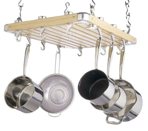 buy kitchen craft ceiling hung pot pan storage rack in cheap price on alibaba
