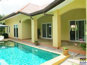 ready built 3 bed house for sale in huay yai pattaya