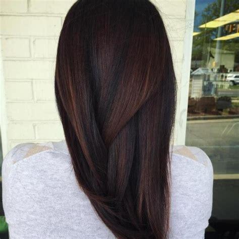 Brown Black Hair Color by 50 Fab Highlights For Brown Hair Hair Motive Hair