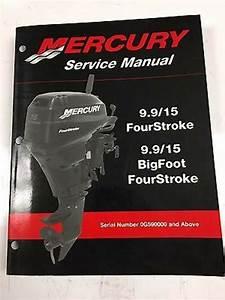 Mercury Mariner Service Shop Repair Manual 9 9 15 Hp 4