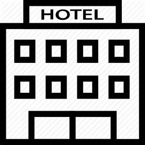 Building, hotel, hotel rooms, motel, rooms icon | Icon ...