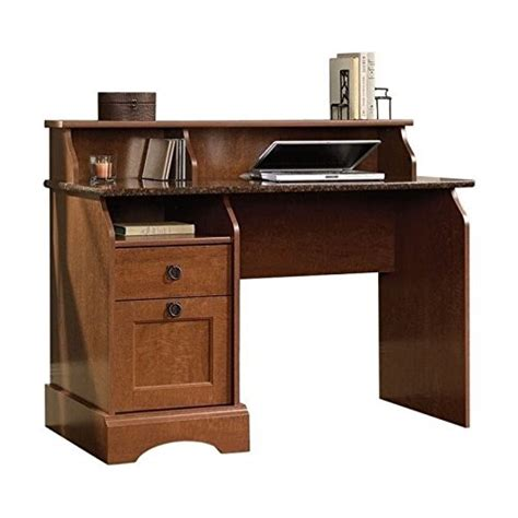 sauder graham hill desk sauder graham hill desk autum maple finish ebay