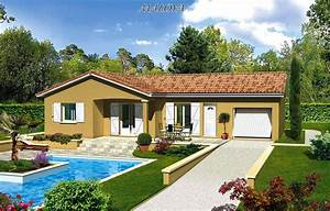 top modle mayola par maisons punch with maison a construire With good exemple de jardin de maison 0 image maison avec jardin
