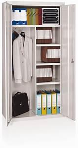 Armoire De Bureau Métallique : armoire metallique de bureau multifonction 2 portes ~ Melissatoandfro.com Idées de Décoration