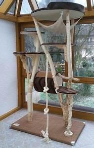 Kratzbaum Selber Bauen Zubehör : kratzbaum selber bauen 67 ideen und bauanleitungen katzenzubeh r pinterest ~ Frokenaadalensverden.com Haus und Dekorationen