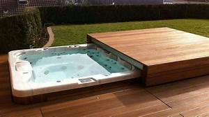 Outdoor whirlpool isolation spa natural for Whirlpool garten mit sanierung von balkonen