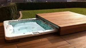 Outdoor whirlpool isolation spa natural for Whirlpool garten mit sanierung von balkonen