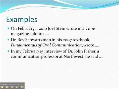 oral citations  speeches youtube