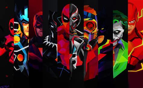 Download Superhero Wallpaper Hd 4K For Mobile Download Images