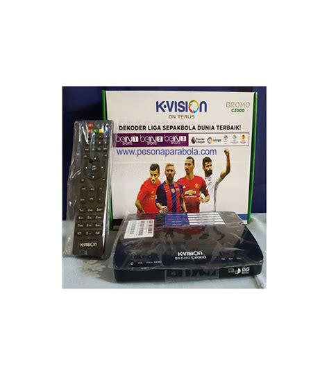 k vision c band receiver kvision c band pesona parabola