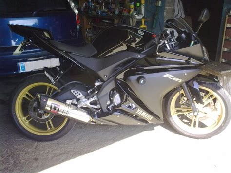 modification pot de la yzf r125 run69