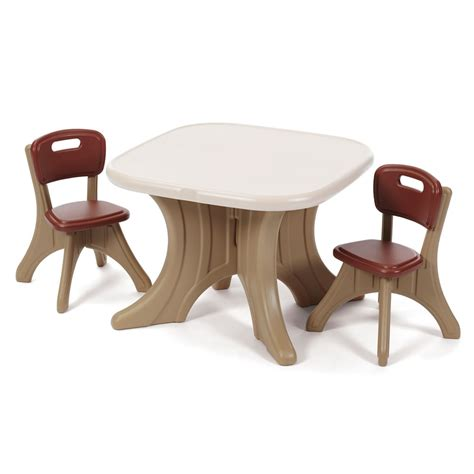 New Traditions Table & Chairs Set  Kids Table & Chairs