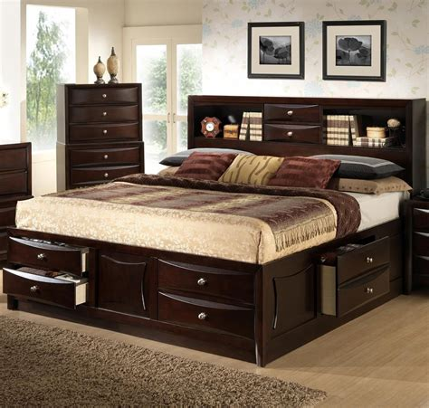 queen storage bed  lifestyle bedroom ideas