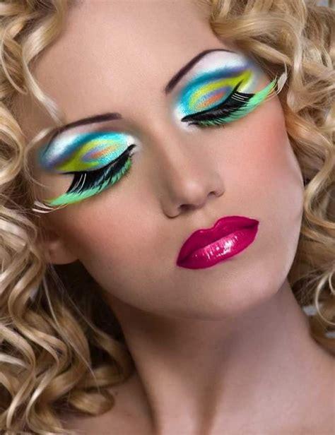creative eye makeup   design ideas