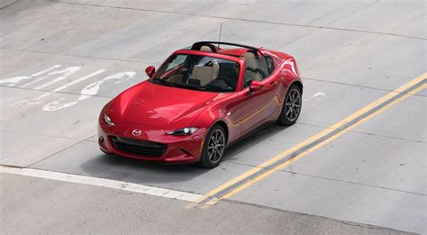 2017 MX 5 Miata RF and Soft Top   Inside Mazda