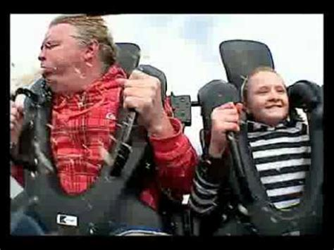 coasters jj 3 pukes all on roller coaster